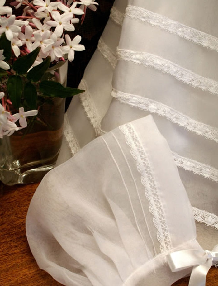 Delicate Christening Gown