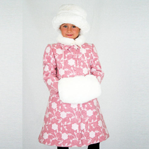 Girls Winter Muff