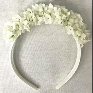 Floral Bouquet Girls Headband