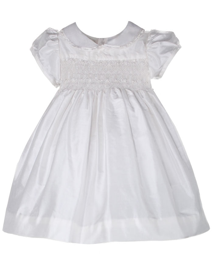 Heirloom Hand Smocked Baby Dress
