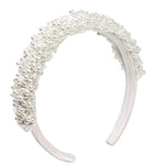 Splendid Girls Pearls Headband