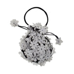 Speckled Flowers Handbag