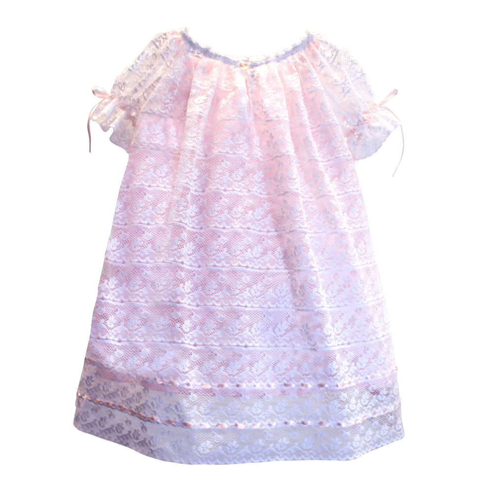 Poem Lace Toddler Bishop