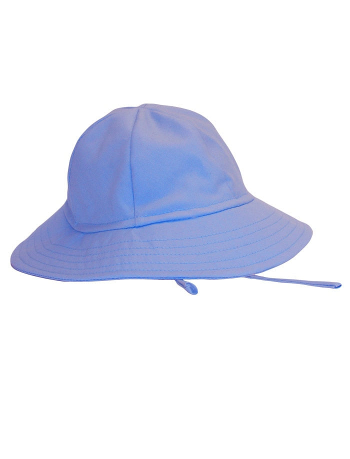 Baby & Toddler Solid Cotton Sun Hat