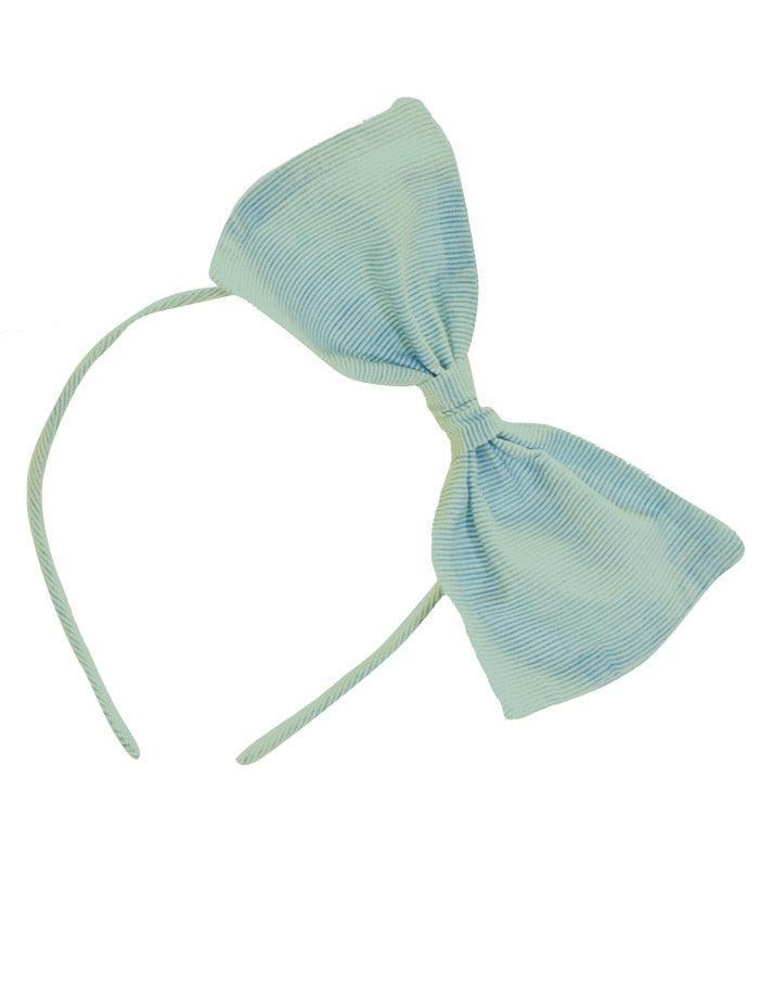 Girls Big Bow Headband