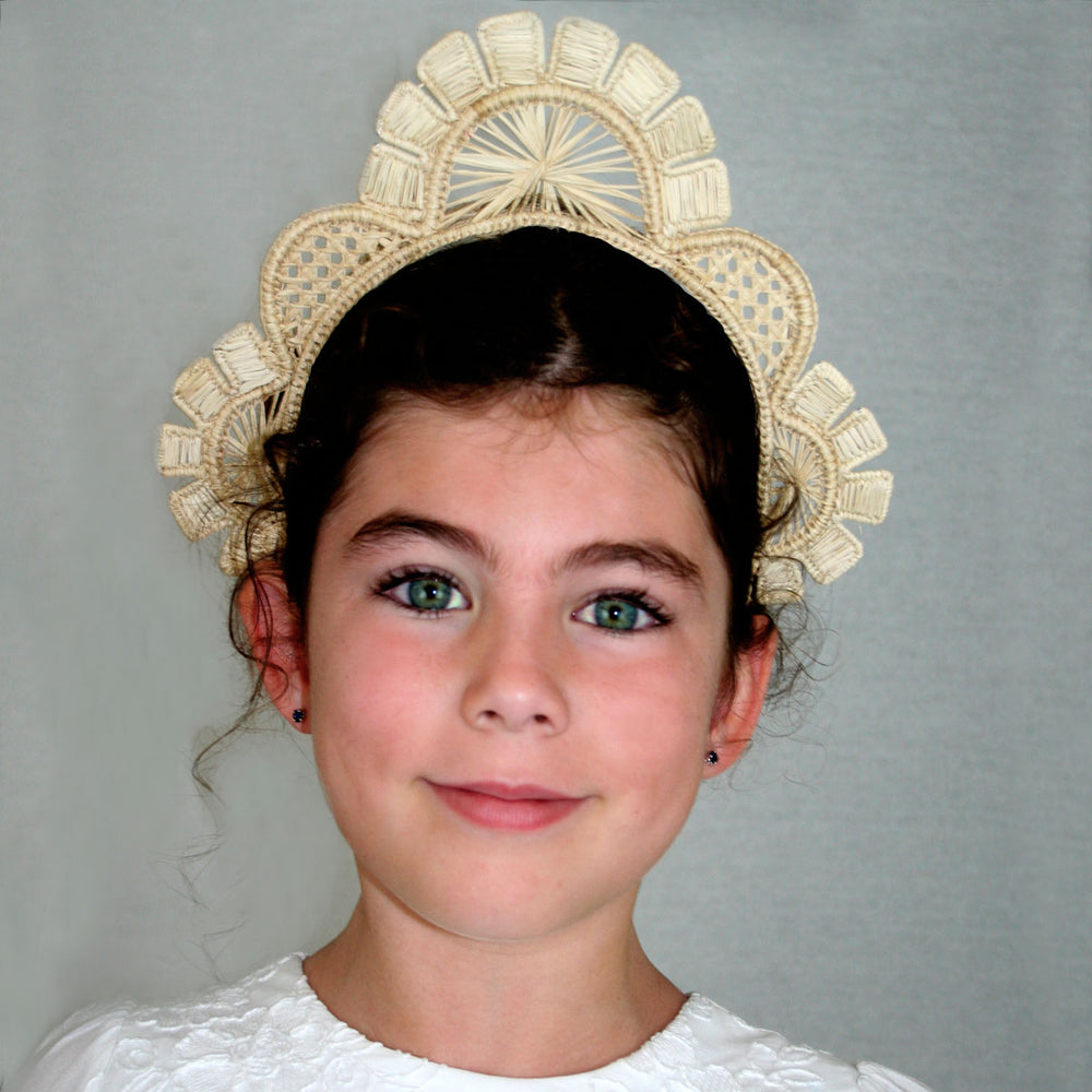 Woven Sun Headband No Embroidery