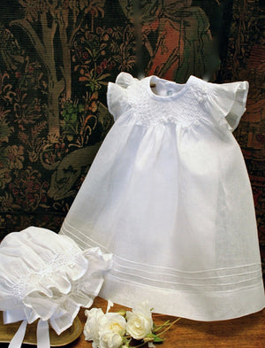 Promise Smocked Baby Bishop