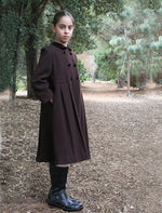 London Girls Wool Classic Coat