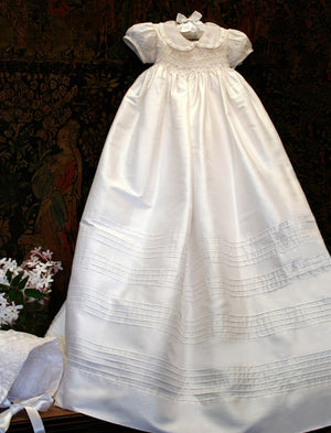Heirloom Christening Gown