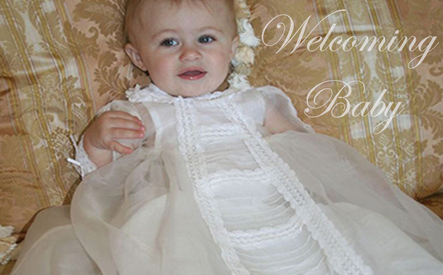 Christening Look Book