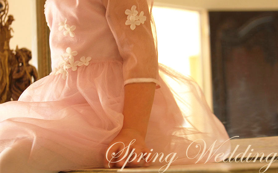 Spring Wedding Look Book