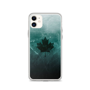 Black Ice iPhone Case