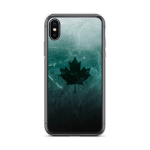 Load image into Gallery viewer, Black Ice iPhone Case