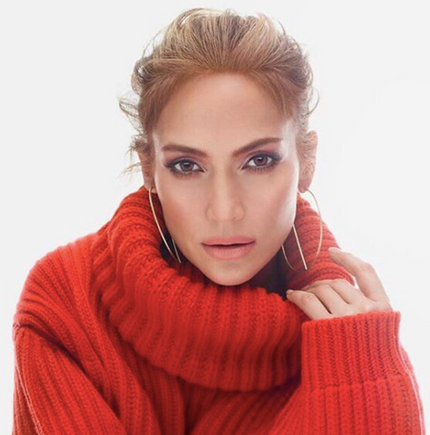 Jennifer Lopez - @jlobeauty instagram