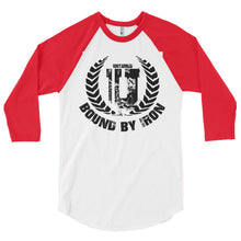 Load image into Gallery viewer, Untamed 3/4 sleeve raglan shirt