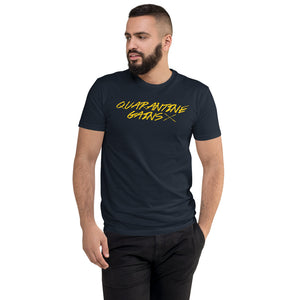 Quaratine Gains Short Sleeve T-shirt