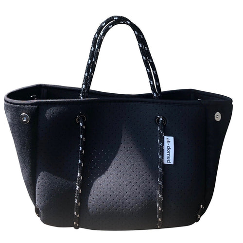 Mini Neoprene Bag- Black