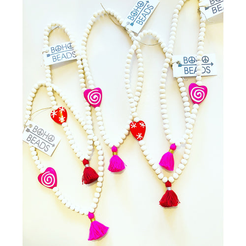 Kid's Valentine Necklace