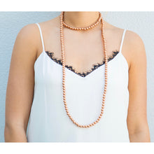 Load image into Gallery viewer, Metallic Mala Necklace