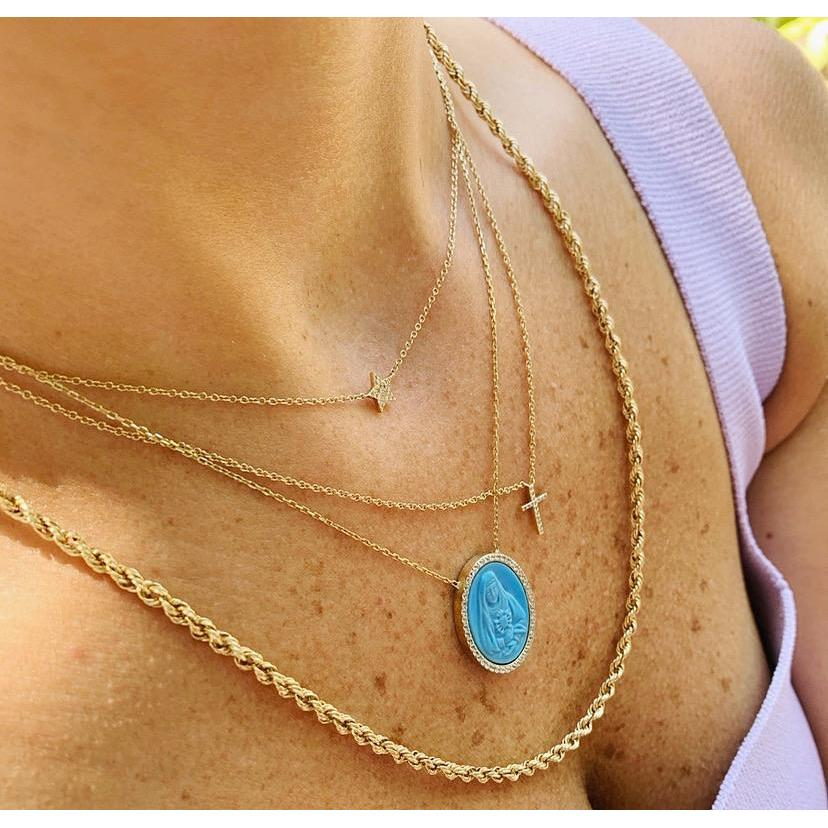 Turquoise Kenzie Necklace