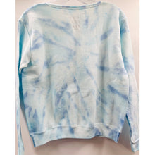 Load image into Gallery viewer, Masks By Branch x Boho Beads Tie Dye Pullover - Blue