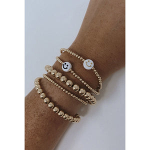 Goldie Bracelet- 3mm