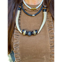 Load image into Gallery viewer, Stacked Choker Necklace | Alpine