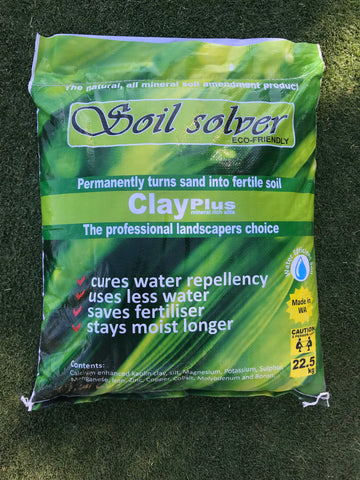Soil Solver Clay Plus 22.5kg