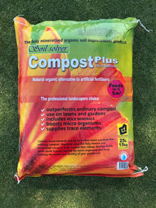 Soil Solver Compost Plus 25L