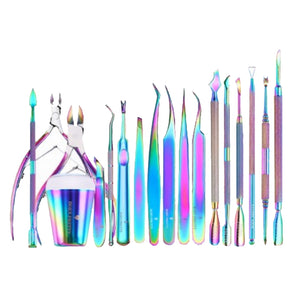 BORN PRETTY Colorful Nail Art Tool