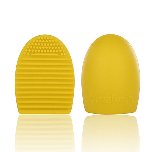 Silicone Glove Brush Egg Cleaner