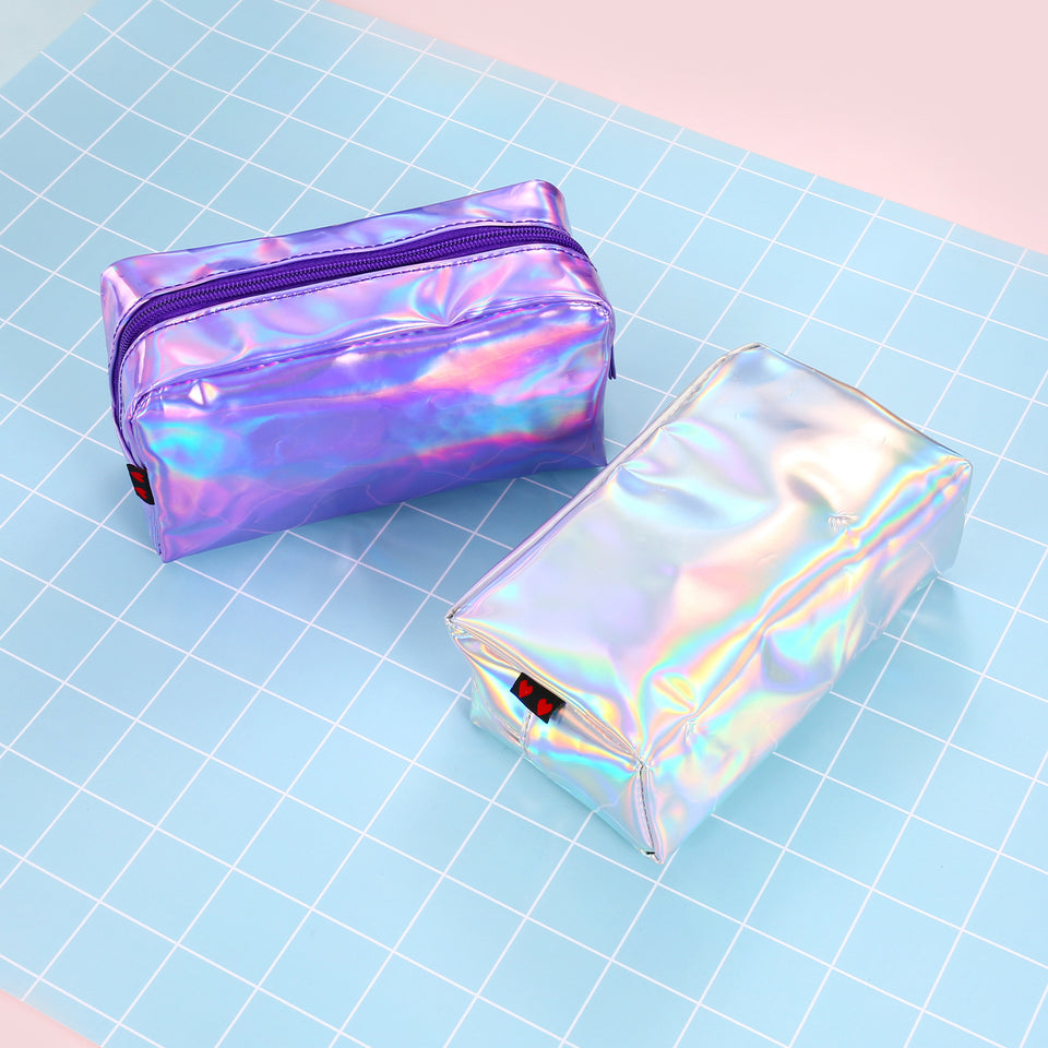 Hologram Laser Fashion Cosmetic Bags