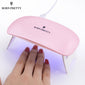 BORN PRETTY 6W Lamp Nail Dryer UV