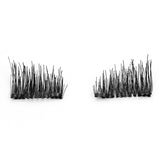 3D Magnetic Eyelashes + 2 Magnets Half Strip Soft Hair