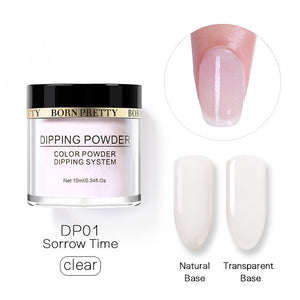 BORN PRETTY Dipping Nail Powders Base Coat Gradient