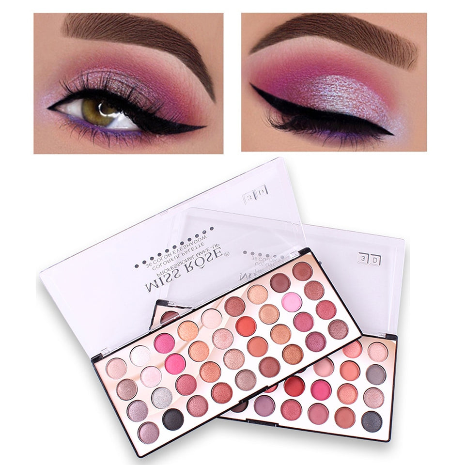 MUST-HAVE Eyeshadow 36 Colors
