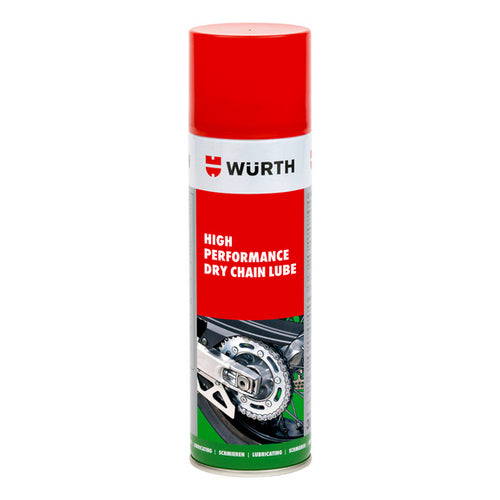 Wurth High Performance Dry Chain Lube 500ml