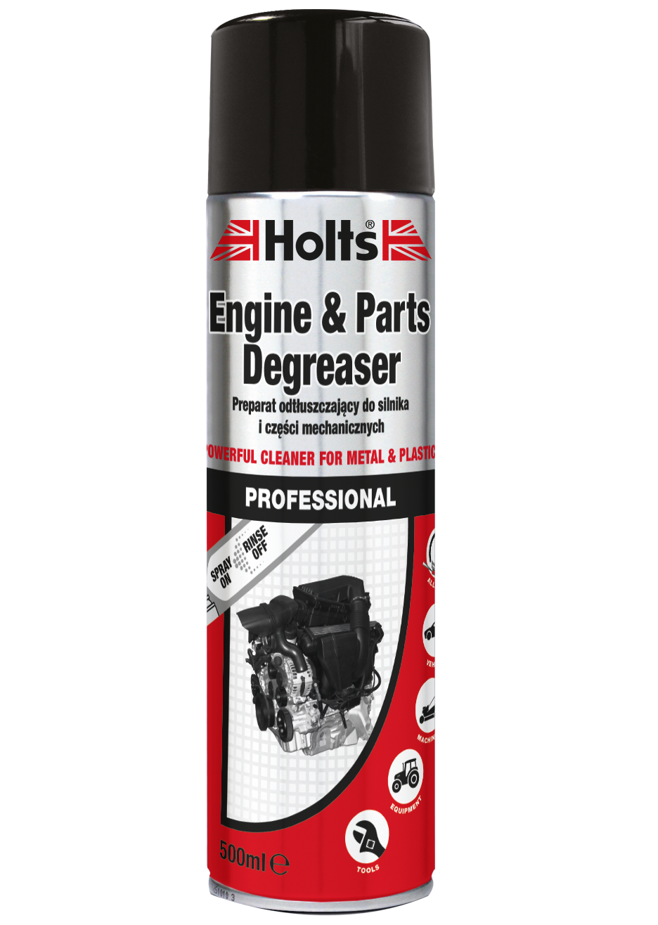 Holts Engine & Parts De-greaser 500ml
