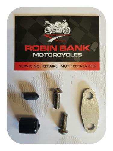 EGR Blanking Kit (chinese motorcycles)