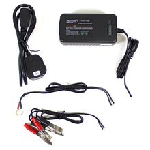 Load image into Gallery viewer, 12V Motorcycle Battery Charger