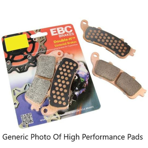 EBC High Performance Front Pads Dirtstar/Retrostar 400