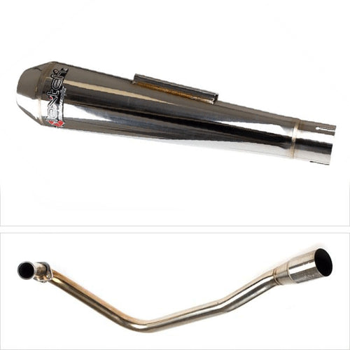 Full Stainless Steel Exhaust System (Lextek)