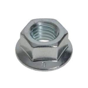M10 sprocket nut (zinc)