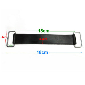 Rubber Battery Holder Strap