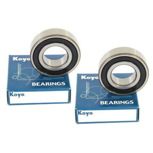 Front wheel Bearings (chinese USD motorcycles)