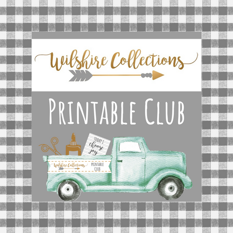 wilshire collections printable club