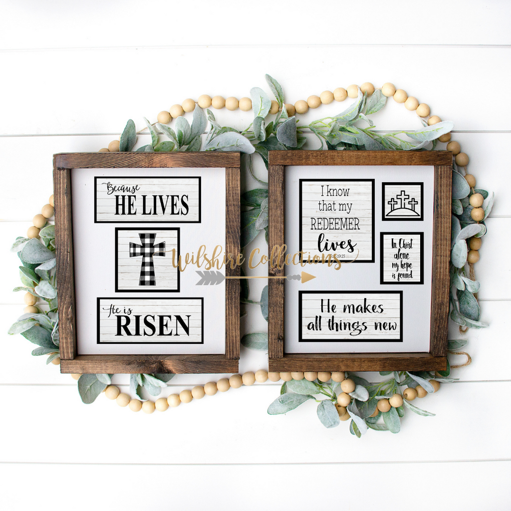 Easter scripture printable bundle