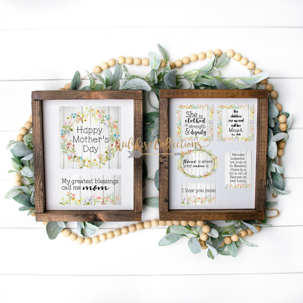 Mother's Day Printable Bundle