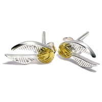 Pendientes Golden Snitch Harry Potter