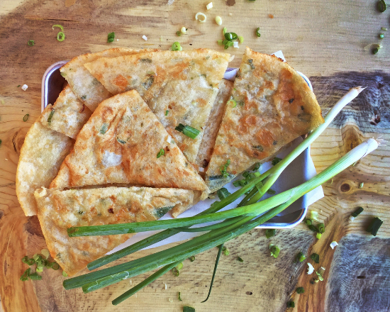 SCALLION PANCAKE</br>蔥油餅</br>(5 servings)